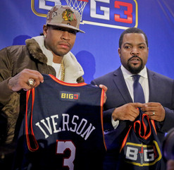 "For All The Philly Fans That Were Upset At Allen Iverson For Not Playing In The ""Big3"" Gam"
