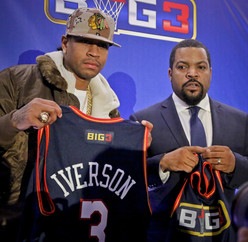 """For All The Philly Fans That Were Upset At Allen Iverson For Not Playing In The """"Big3"""" Gam"""