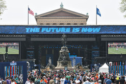 Police say zero arrest were reported during the 2017 NFL Draft (Good Job Philly)