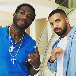 """Drake and Gucci Mane Working on Collaborative Project """"The 6ers"""" (How creative)"""