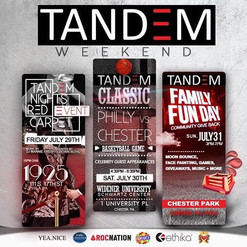 Jahlil Beats Brings You TANDEM Weekend Next Week In Chester Pa.