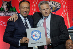 Philadelphia 76ers Win The #1 Lottery Pick (Its About To Be A New Day)
