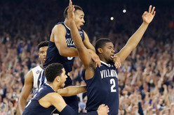 Villanova Wins the Game After Buzzer Beater By Kris Jenkins (The Ending Of This Game Was Crazy!)