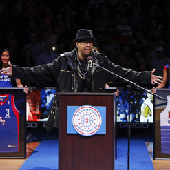 Former Sixer Allen Iverson Is Officially A First Ballot Hall Of Famer (Congrats!)