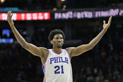 Sixers and Joel Embiid come to a deal. 5 Years $148 Million (You hear the Brinks truck backing up?)