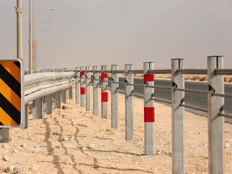 Improvements for Qatar's Safety with ArmorWire, Ashghal PWA