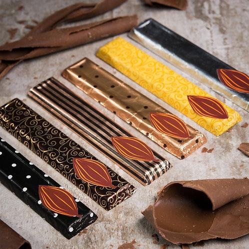 Troncos de Chocolate