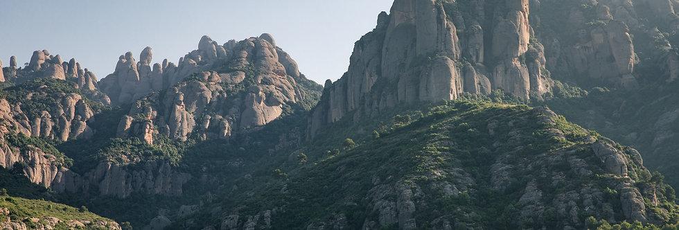 Sunsrise at Montserrat