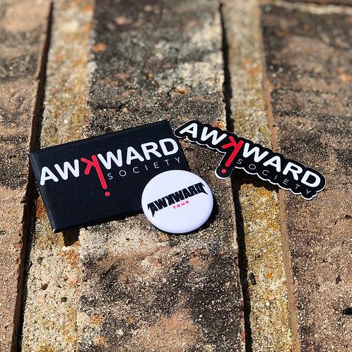 Awkward Society™ Collectables