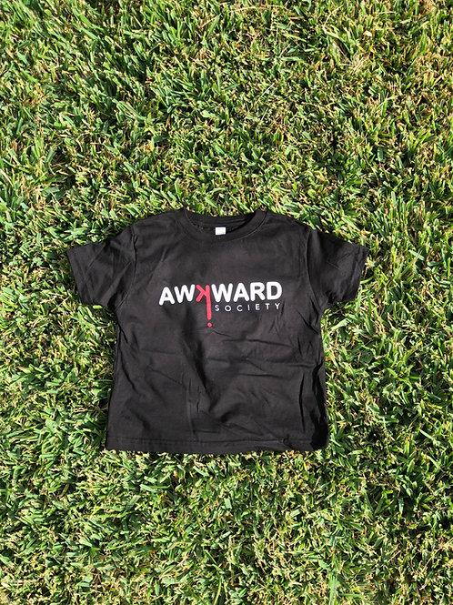 Awkward Society™ Logo Toddler Tee