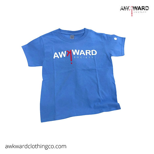 """YOUTH Awkward Society™ Logo Summer Tee """"Stand Out Edition"""""""