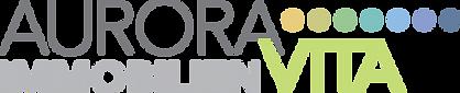 Logo Aurora Vita Immobilien transparent.
