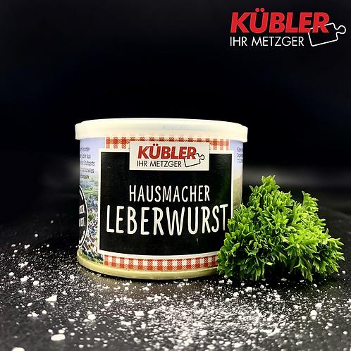 Hausmacher Leberwurst 200g Dose