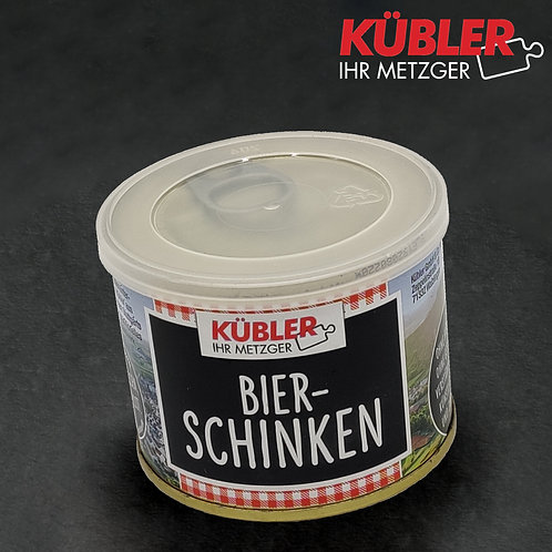 Bierschinken 200g Dose