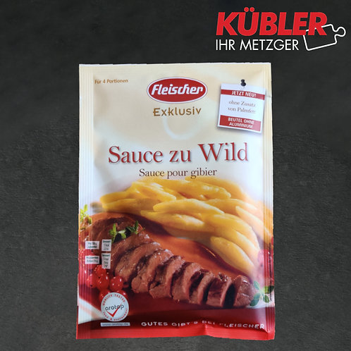 Sauce zu Wild Fleischer 40g Beutel