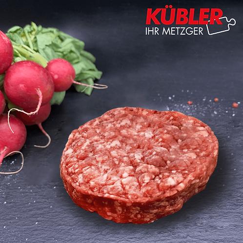 Rinder-Hamburger Pattie 100% Rind, 1kg