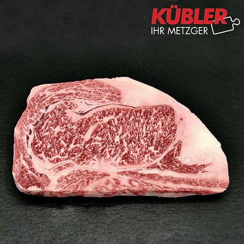 Rinder-Roastbeef Steak 250g Wagyu Kagoshima/Japan KOBE Style