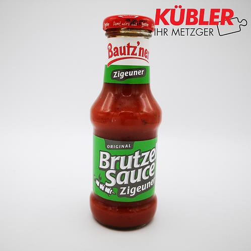 Sauce Brutzelsauce Zigeuner 250ml Flasche