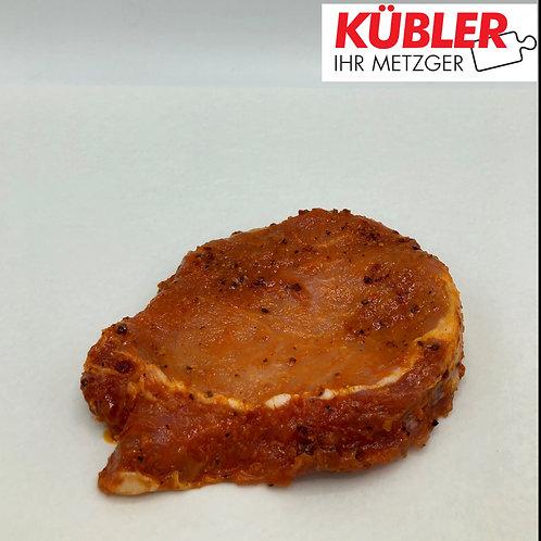 Schweine-Lachse portioniert Texasmarinade, 1kg