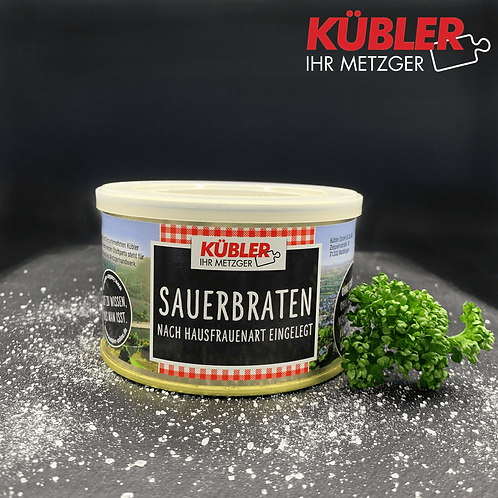 Sauerbraten Dose 400g