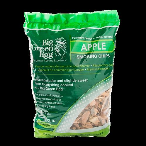 BigGreenEgg Smoking Chips Apple 2,9L