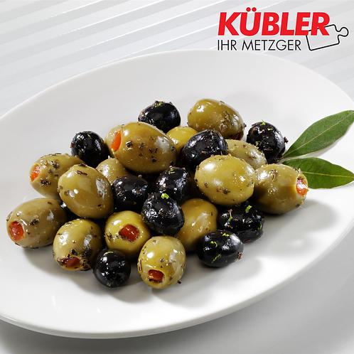 Gemischte Oliven 180g