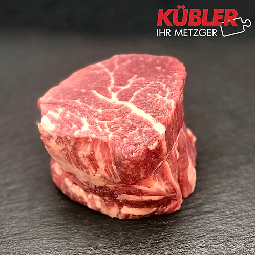 Rinder-Filet Steak a. 200g Selected-Prem.