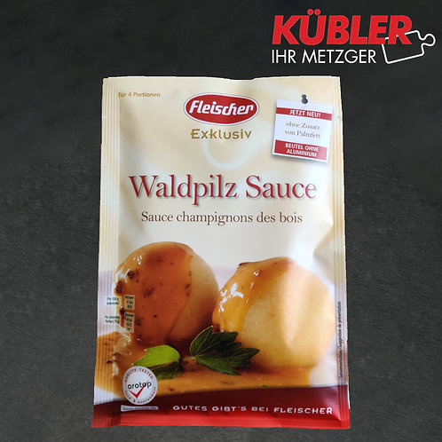 Sauce Waldpilzsauce Fleischer 40g Beutel