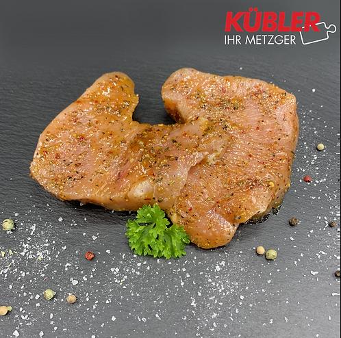 Puten-Steaks portioniert mariniert, 1kg