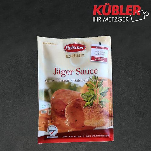 Sauce Jägersauce Fleischer 30g Beutel