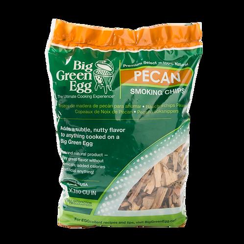BigGreenEgg Smoking Chips Pecan 2,9L