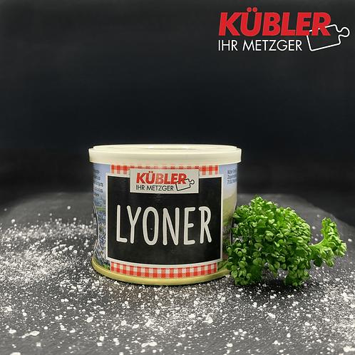 Lyoner Dose 200g