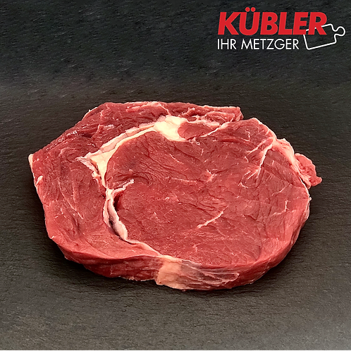 Rinder-Rib Eye Steak 350g IRL/Irland