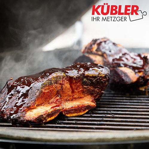 Rinder-Spareribs BBQ ger.geg. 600g Pck