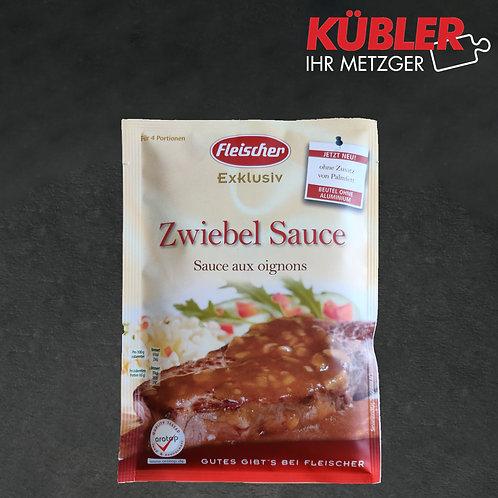 Sauce Zwiebelsauce Fleischer 40g Beutel