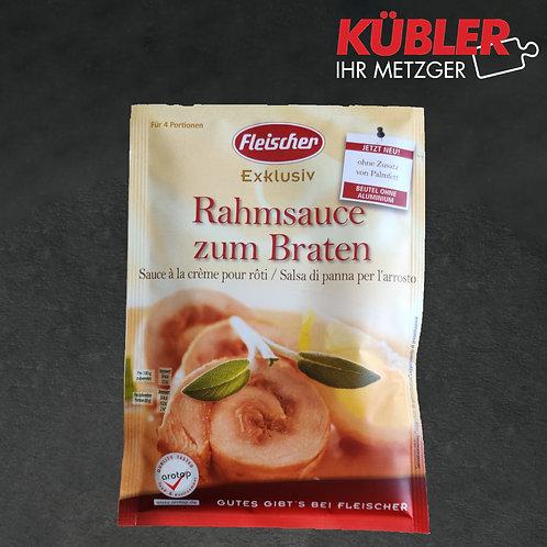 Sauce Rahmsauce zum Braten Fleischer 30g Beutel
