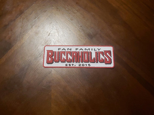 Buccaholics Fan Family Patch