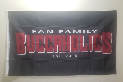 Buccaholics Fan Family Flag