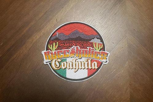 Buccaholics Coahuila MX Patch