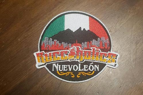 Buccaholics Nuevo León MX Patch