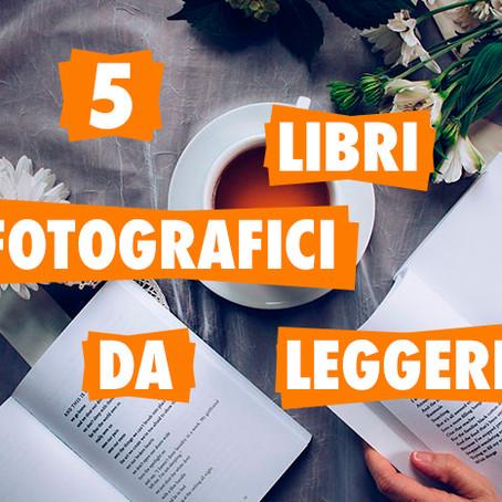 5 Libri fotografici da avere nella tua libreria!