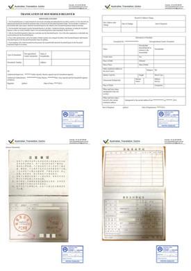 Household Register