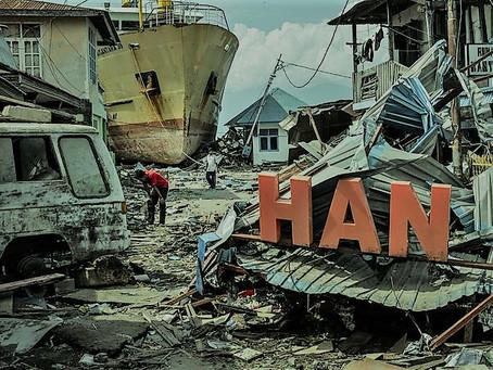 今回のインドネシアで発生した地震をどう思いますか!?
