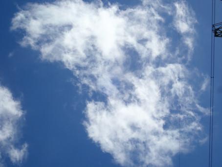 なんか気になる雲シリーズ①
