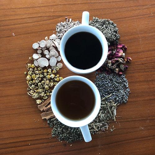 Violet Blend Herbal Tea (Detoxification)