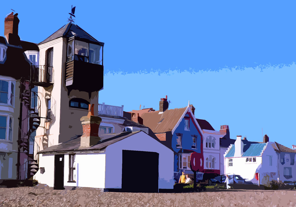 Aldeburgh Looking