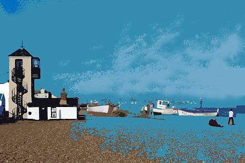 Aldeburgh I - Signed Giclée Print