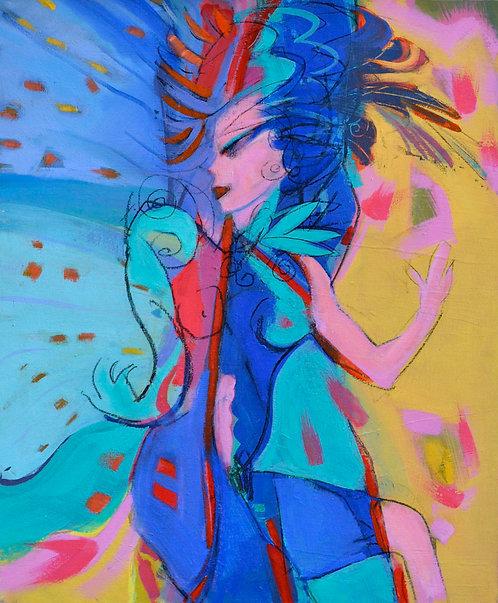 Dancer - Signed Giclée Print