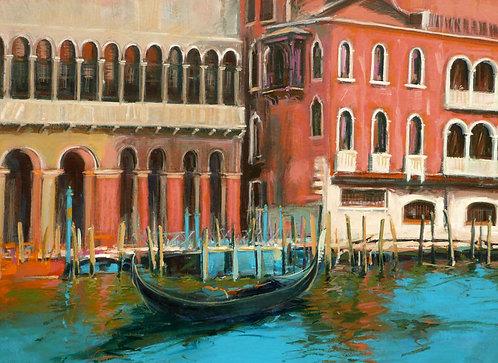 Venice I - Signed Giclée Print