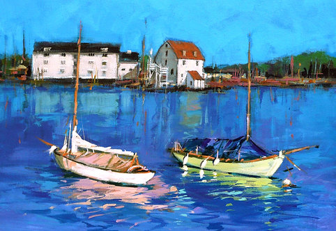 Tide Mill Woodbridge I - Signed Giclée Print